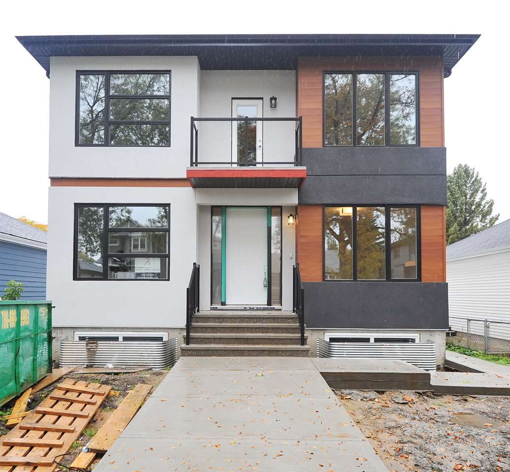 Main Photo: 8836 90 Street NW in Edmonton: Zone 18 House for sale : MLS®# E4130016