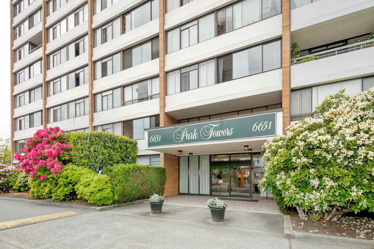 "Main Photo: 301 6651 MINORU Boulevard in Richmond: Brighouse Condo for sale in ""PARK TOWERS"" : MLS®# R2310481"
