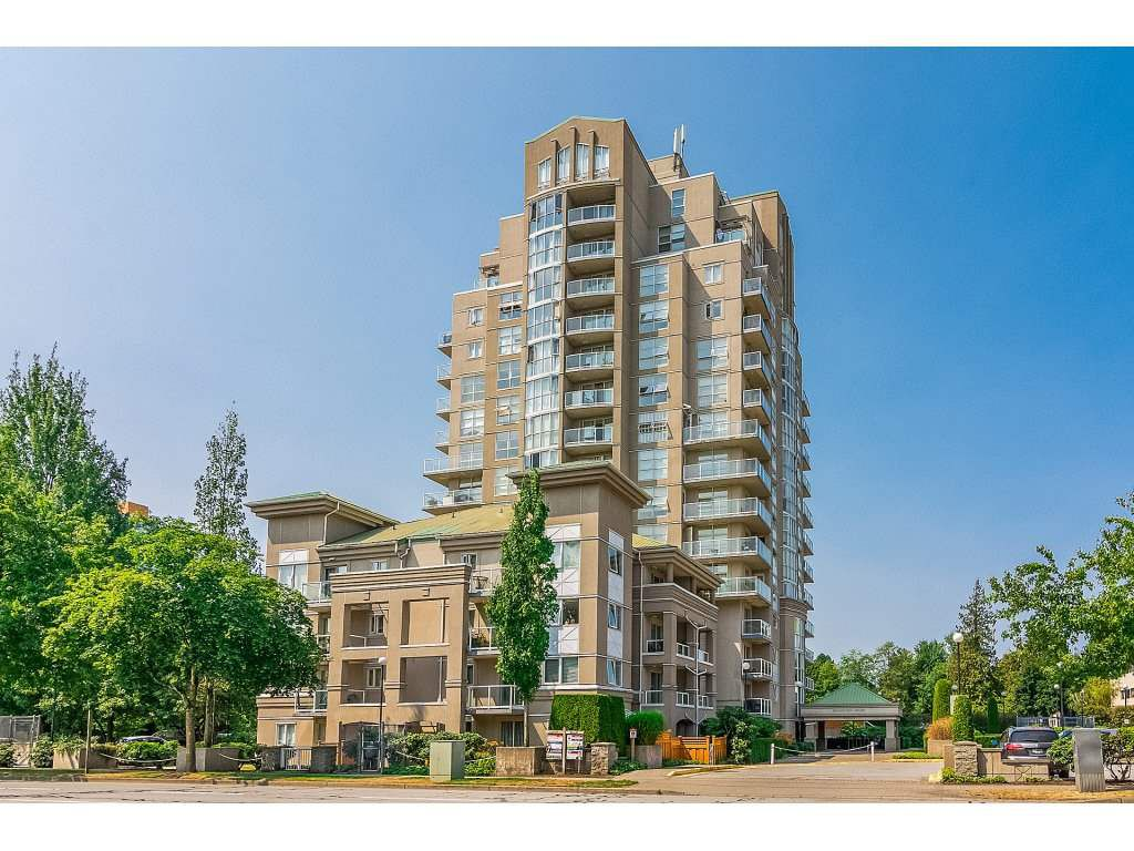 "Main Photo: 908 10523 UNIVERSITY Drive in Surrey: Whalley Condo for sale in ""GRANDVIEW COURT"" (North Surrey)  : MLS®# R2311087"