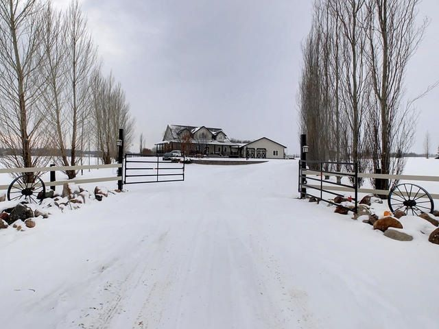 Main Photo: 2 1319 TWP RD 510 Road: Rural Parkland County House for sale : MLS®# E4131427