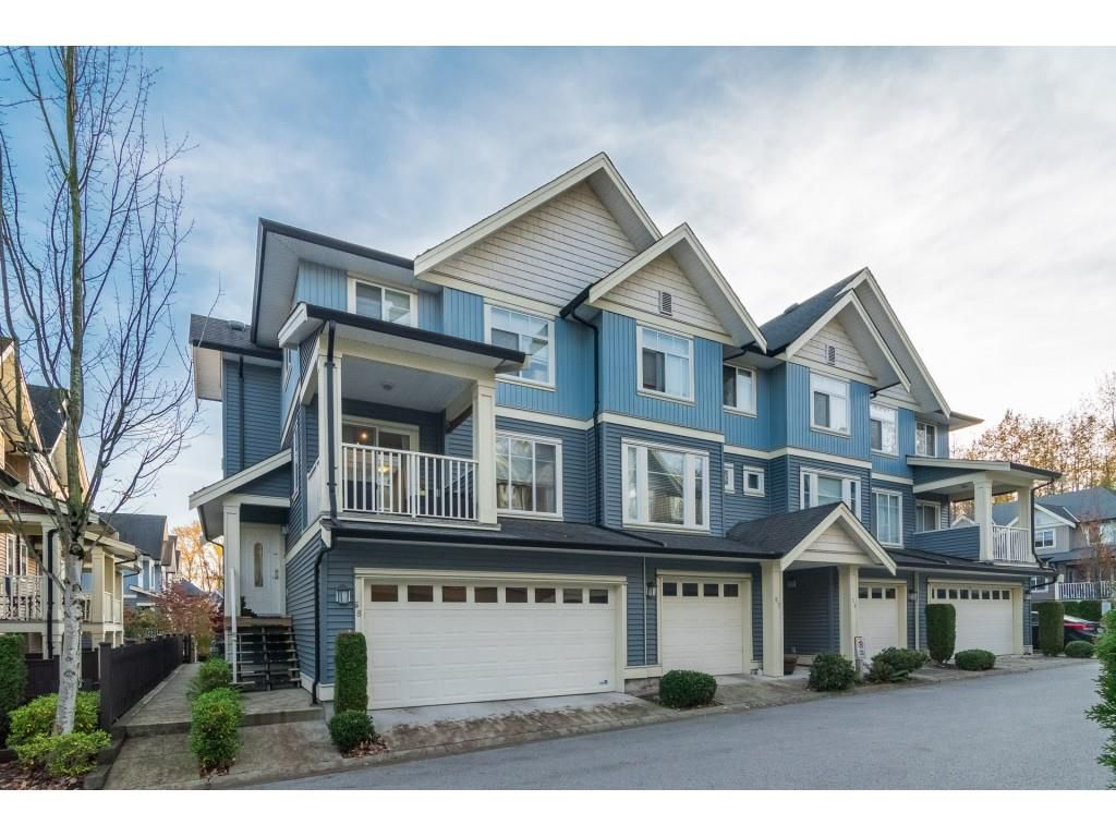 """Main Photo: 58 6575 192 Street in Surrey: Clayton Townhouse for sale in """"Ixia"""" (Cloverdale)  : MLS®# R2321148"""