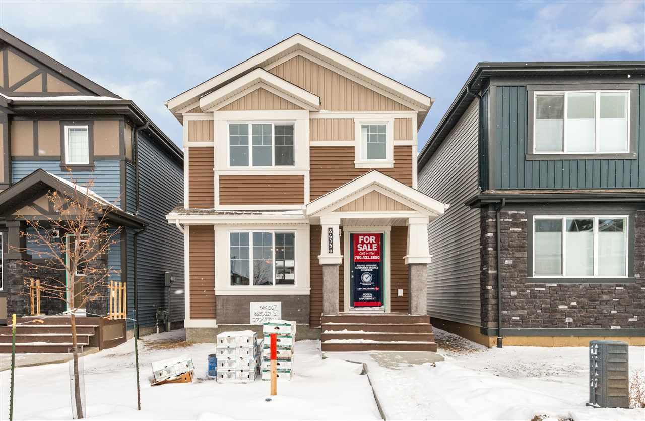 Main Photo: 8635 221 Street in Edmonton: Zone 58 House for sale : MLS®# E4135953