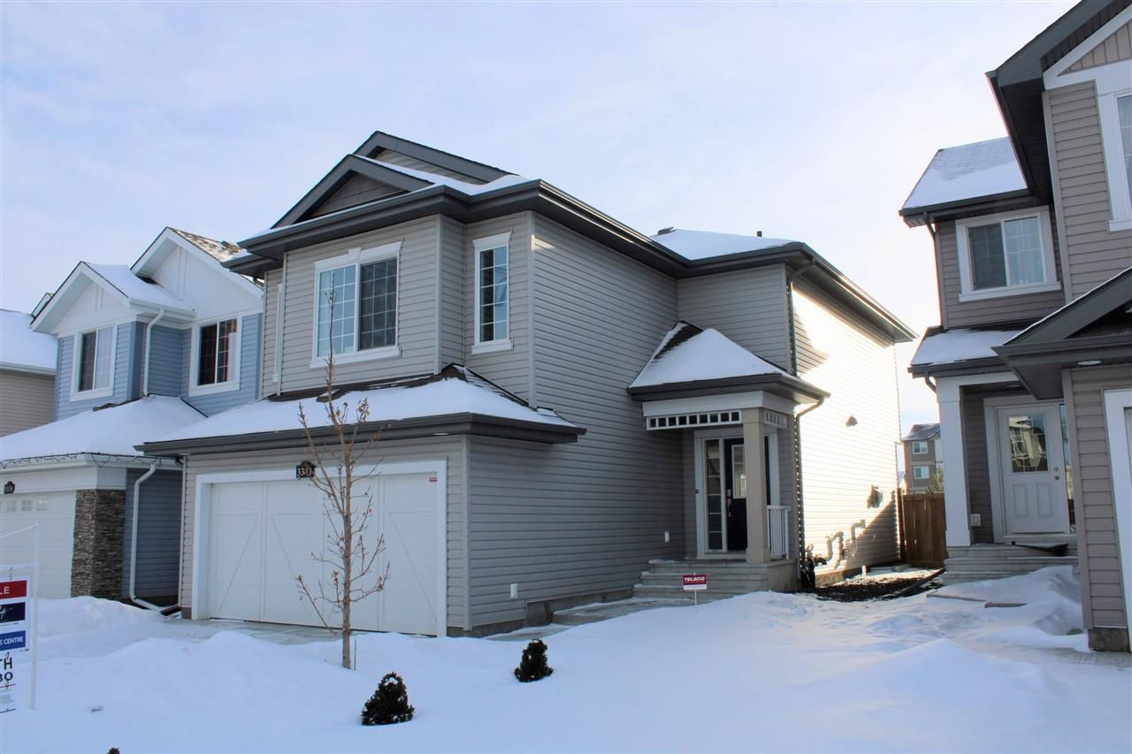 Main Photo: 3341 18A Avenue NW in Edmonton: Zone 30 House for sale : MLS®# E4139156