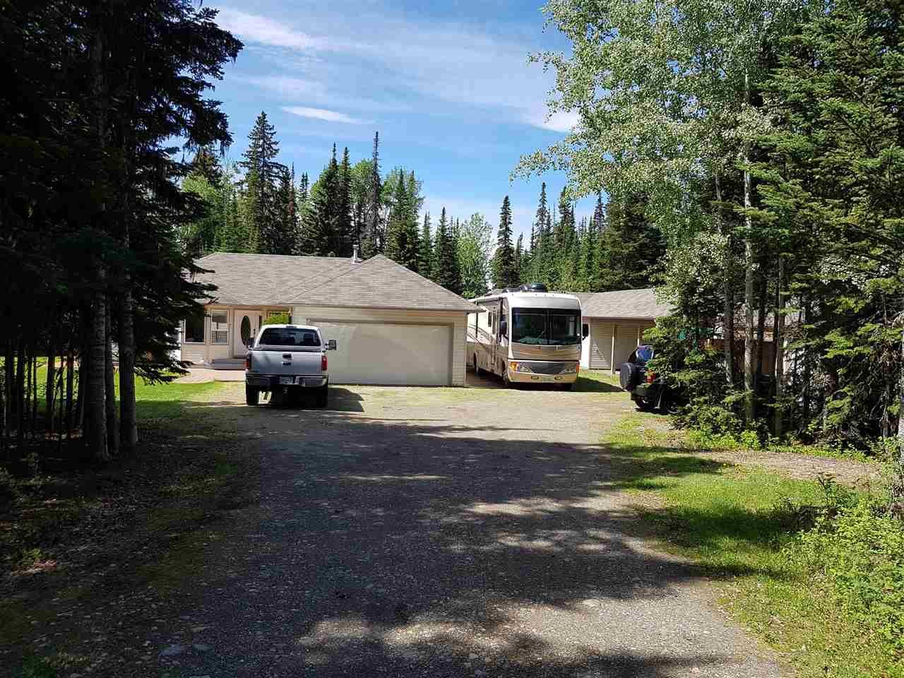 Main Photo: 8610 CLOVER Road in Prince George: Tabor Lake House for sale (PG Rural East (Zone 80))  : MLS®# R2339244