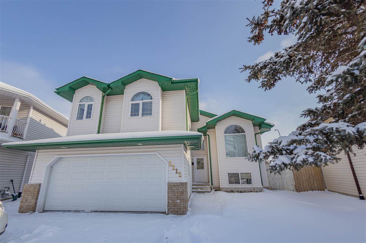 Main Photo: 2212 KAUFMAN Way in Edmonton: Zone 29 House for sale : MLS®# E4143487