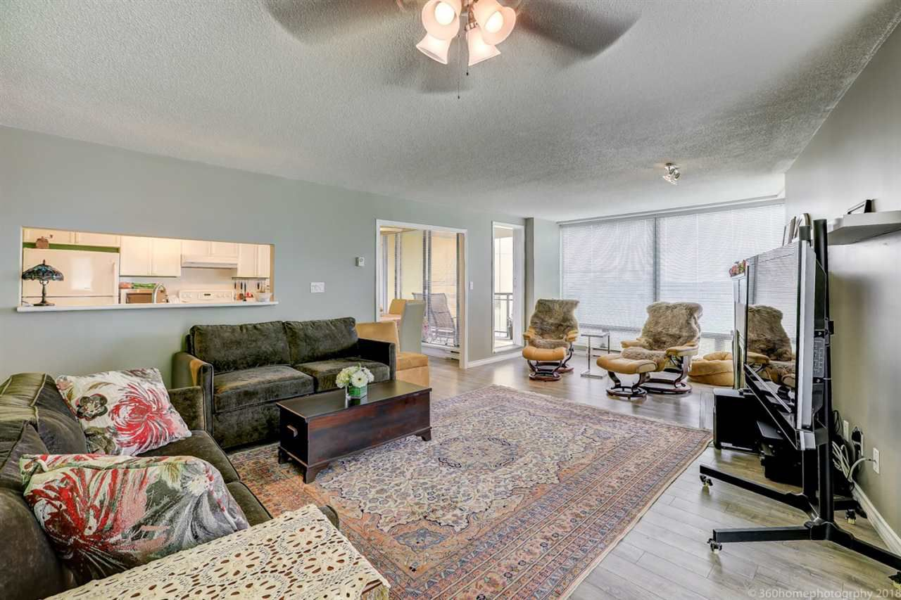 """Main Photo: 507 8 LAGUNA Court in New Westminster: Quay Condo for sale in """"The Excelisor"""" : MLS®# R2343331"""