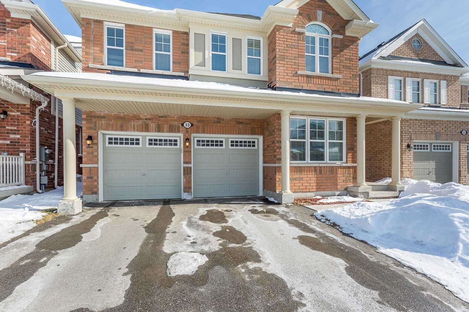 Main Photo: 33 Polstar Road in Brampton: Northwest Brampton House (2-Storey) for sale : MLS®# W4374585