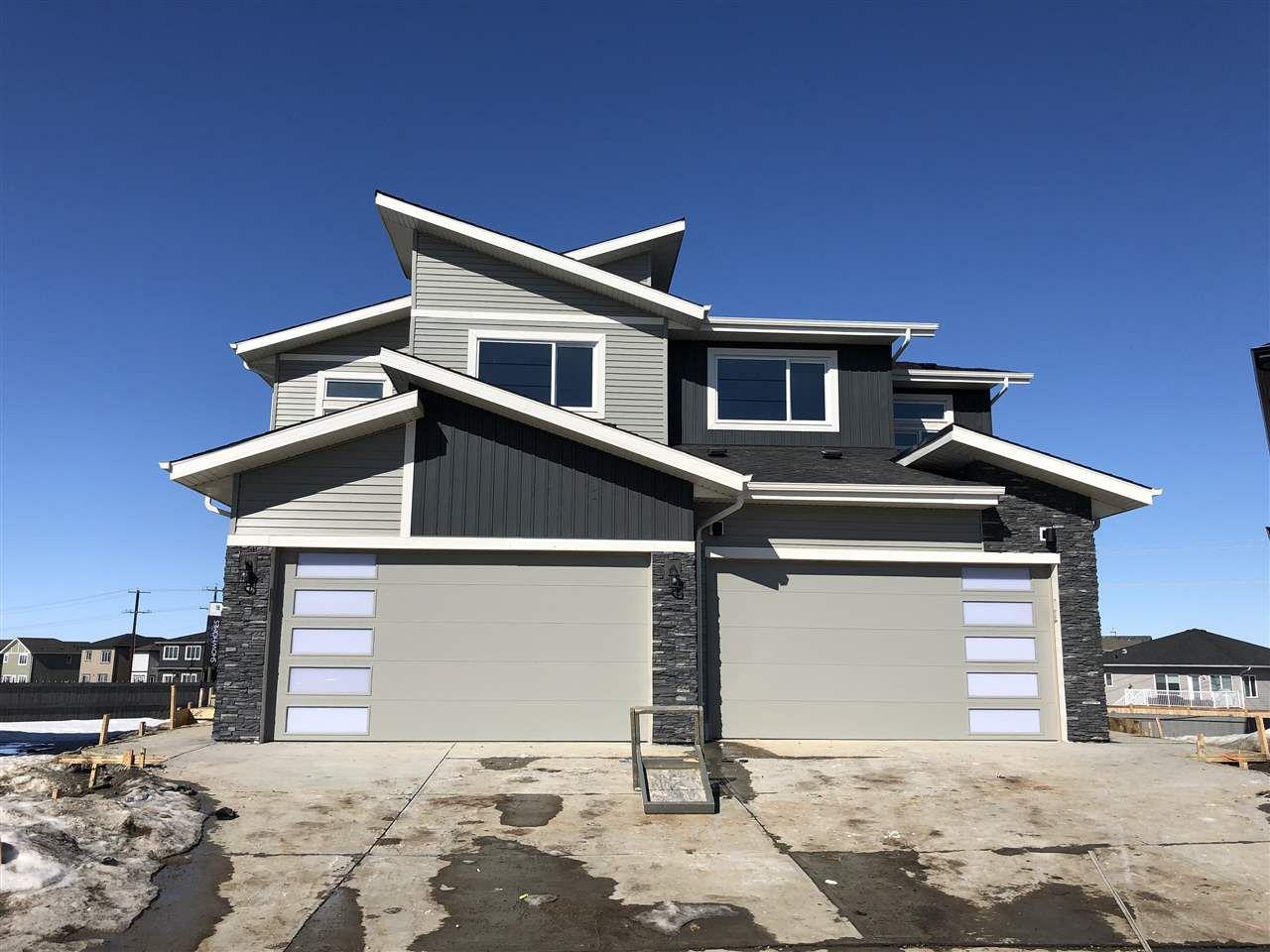 Main Photo: 746 Berg Loop: Leduc House Half Duplex for sale : MLS®# E4147924
