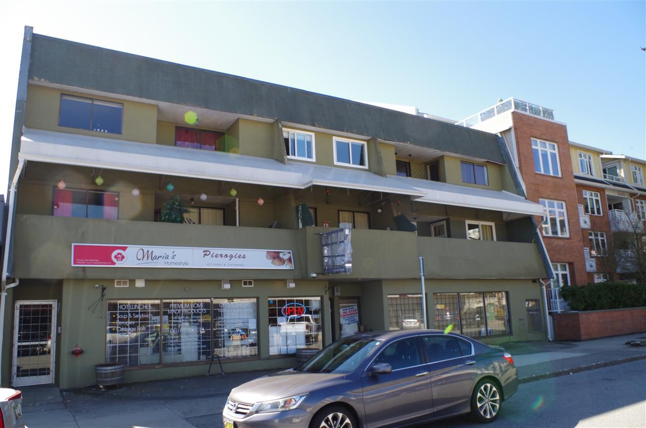 Main Photo: 105 2334 MARPOLE Avenue in Port Coquitlam: Central Pt Coquitlam Condo for sale : MLS®# R2350164