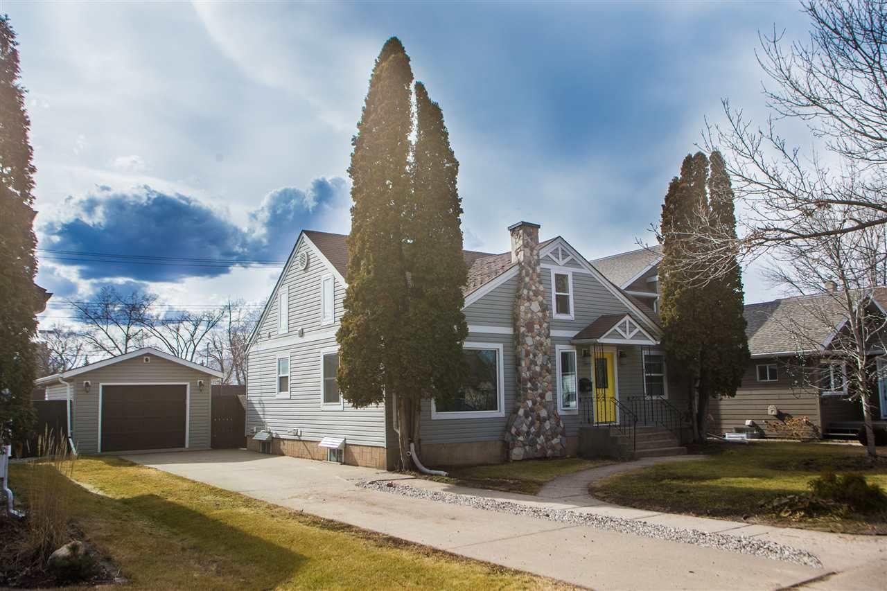 Main Photo: 11420 71 Street in Edmonton: Zone 09 House for sale : MLS®# E4151705