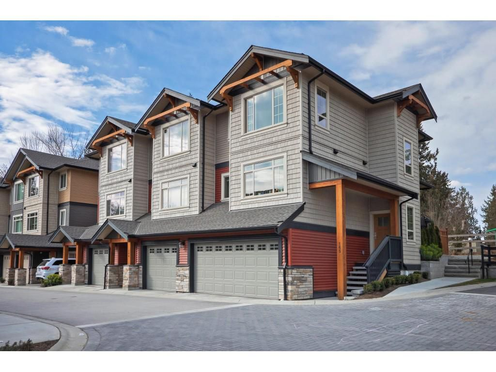 "Main Photo: 165 11305 240 Street in Maple Ridge: Cottonwood MR Townhouse for sale in ""MAPLE HEIGHTS"" : MLS®# R2372639"