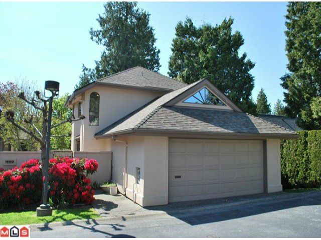 """Main Photo: 108 1770 128TH Street in Surrey: Crescent Bch Ocean Pk. Townhouse for sale in """"PALISADES"""" (South Surrey White Rock)  : MLS®# F1112506"""