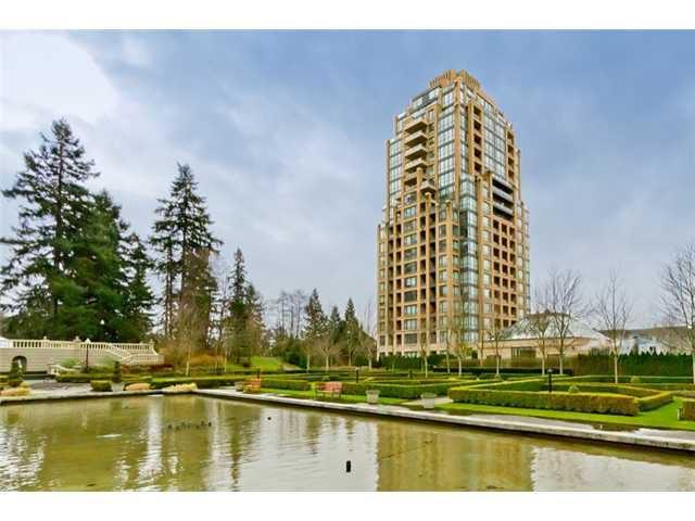 Main Photo: 408 7388 Sandborne Avenue in Burnaby: South Slope Condo for sale (Burnaby South)  : MLS®# V934964