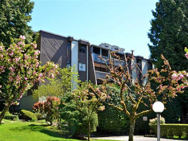 "Main Photo: 201 3911 CARRIGAN Court in Burnaby: Government Road Condo for sale in ""LOUGHEED ESTATES"" (Burnaby North)  : MLS®# V1030933"
