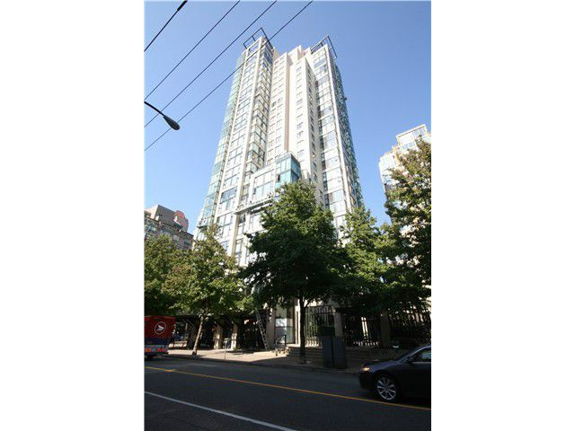 Main Photo: # 402 1155 HOMER ST in Vancouver: Yaletown Condo for sale (Vancouver West)  : MLS®# V1037431