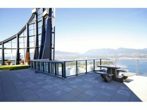 Main Photo: # 3001 1189 MELVILLE ST in Vancouver: Coal Harbour Condo for sale (Vancouver West)  : MLS®# V851158