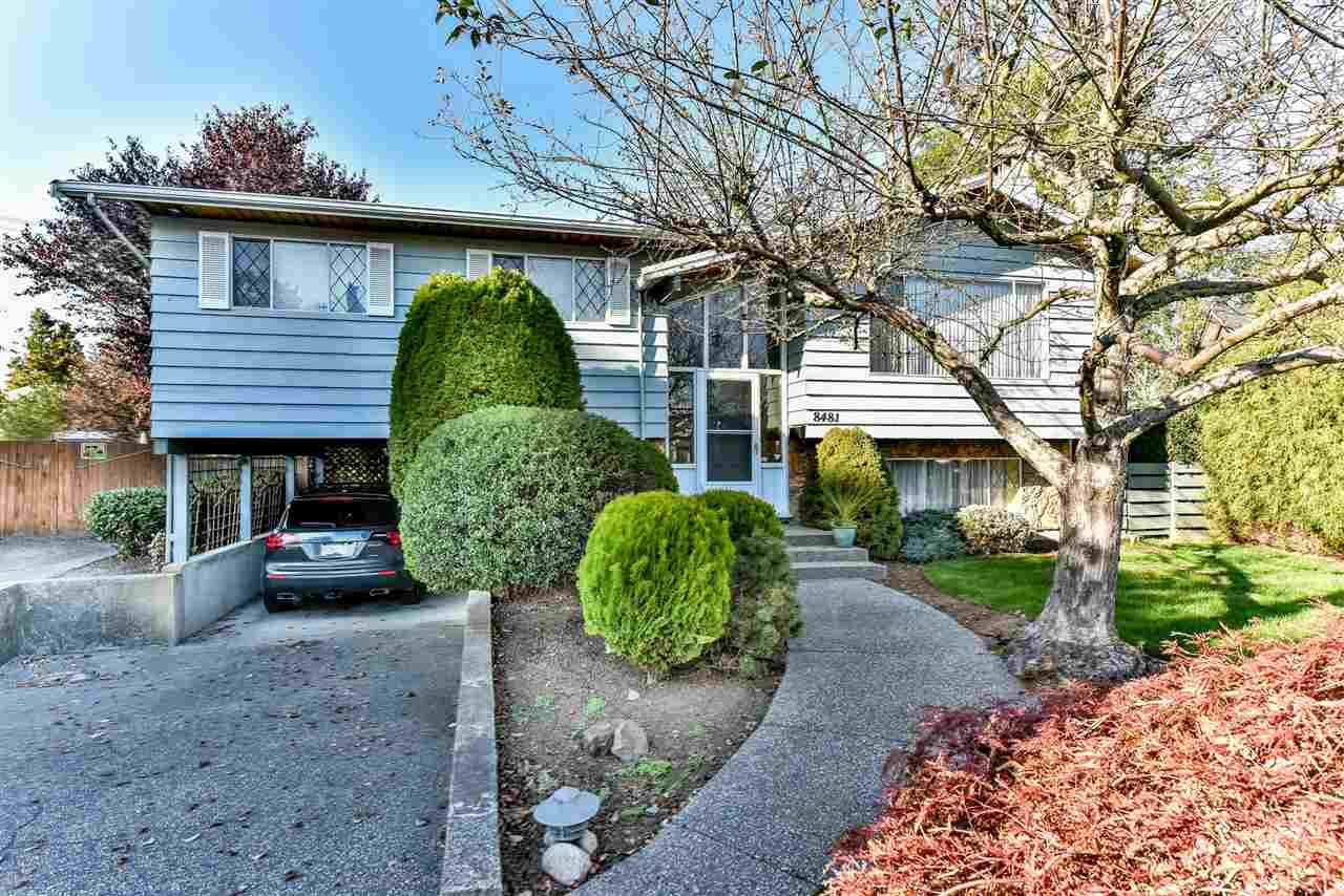 Main Photo: 8481 118A Street in Delta: Annieville House for sale (N. Delta)  : MLS®# R2004805