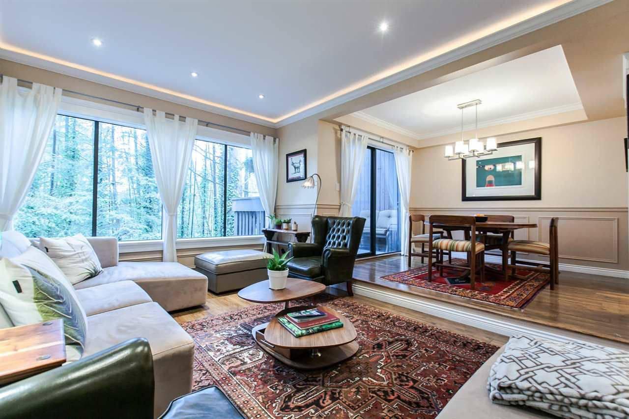 """Main Photo: 1906 PURCELL Way in North Vancouver: Lynnmour Townhouse for sale in """"Purcell Woods"""" : MLS®# R2050358"""