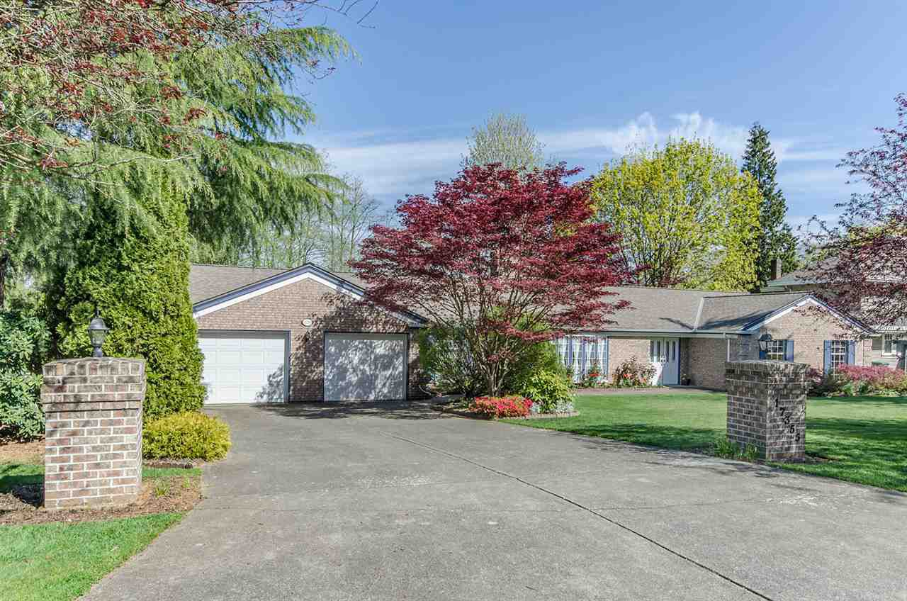 "Main Photo: 17355 29 Avenue in Surrey: Grandview Surrey House for sale in ""Country Woods"" (South Surrey White Rock)  : MLS®# R2055473"
