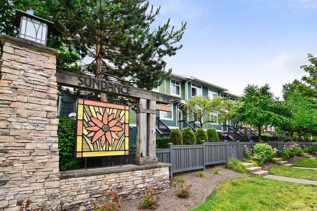 "Main Photo: 159 15236 36 Avenue in Surrey: Morgan Creek Townhouse for sale in ""Sundance II"" (South Surrey White Rock)  : MLS®# R2081803"