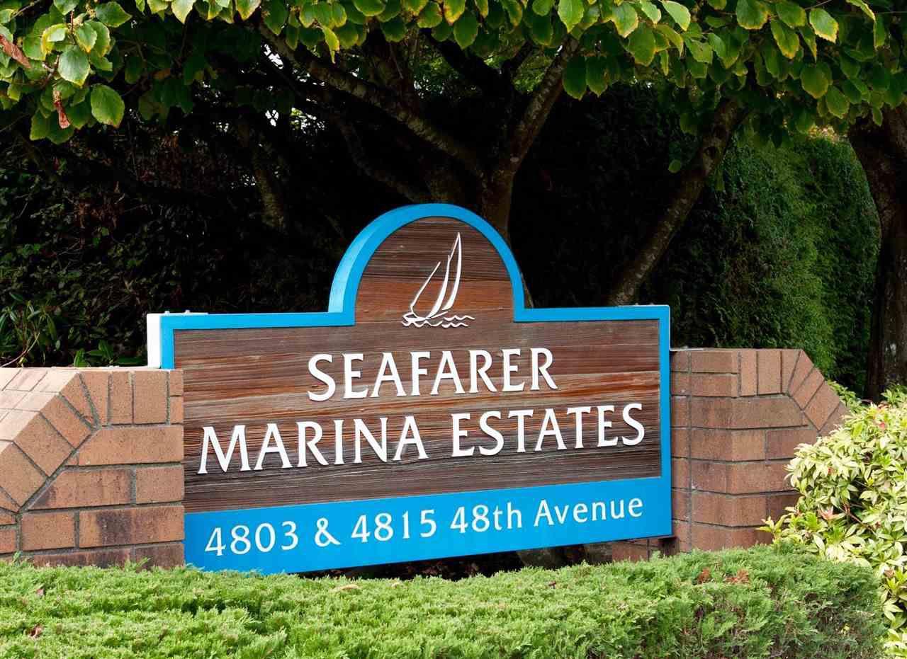"""Main Photo: 209 4803 48 Avenue in Delta: Ladner Elementary Condo for sale in """"SEAFARER GARDEN ESTATES"""" (Ladner)  : MLS®# R2116543"""