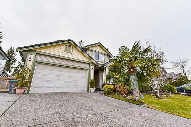 Main Photo: 7287 147A Street in Surrey: East Newton House for sale : MLS®# R2134754