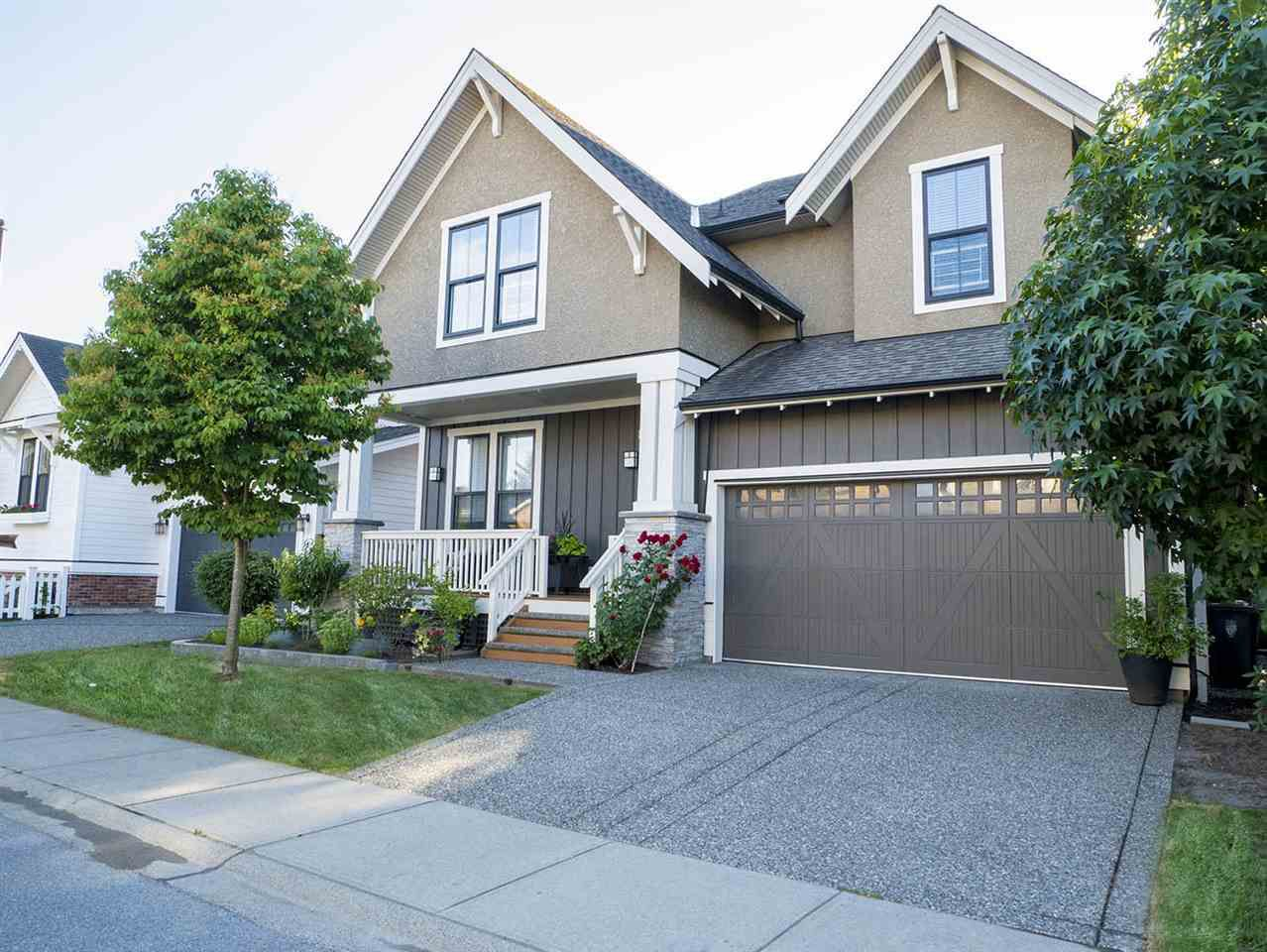 Main Photo: 9393 WASKA Street in Langley: Fort Langley House for sale : MLS®# R2186068