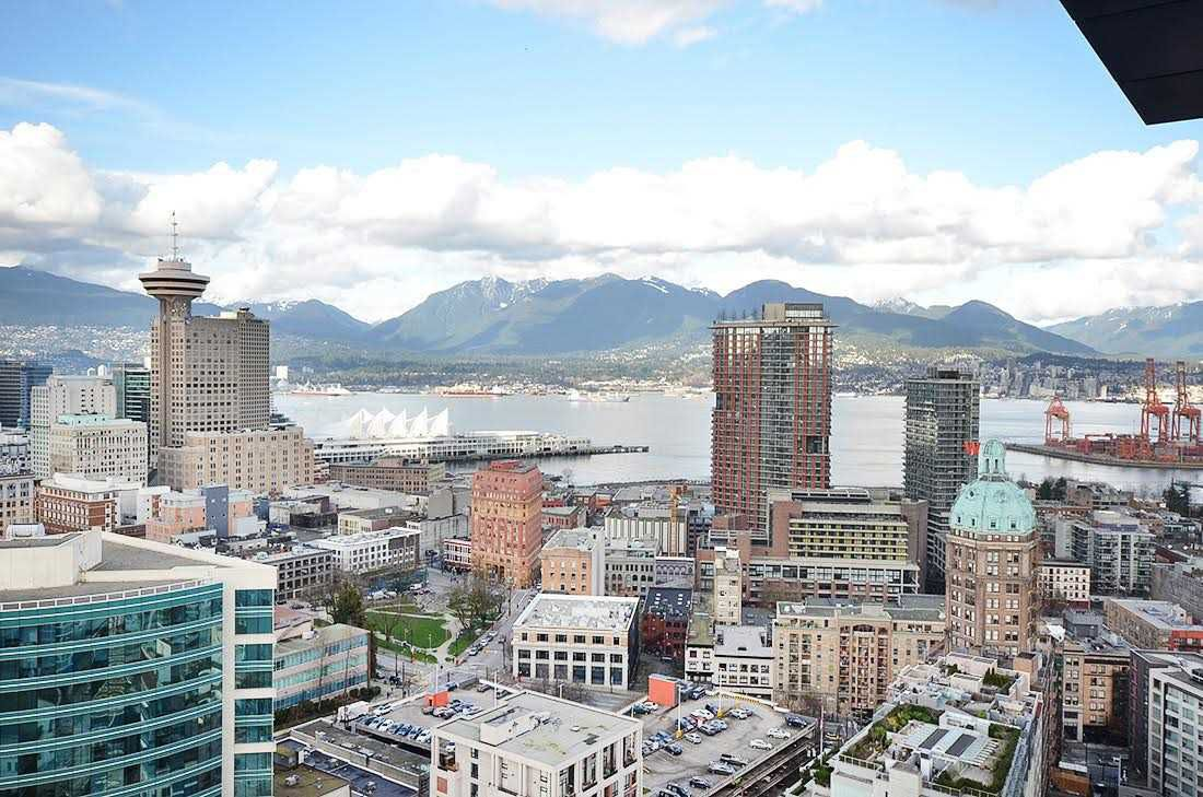 Main Photo: 3606 602 CITADEL PARADE in Vancouver: Downtown VW Condo for sale (Vancouver West)  : MLS®# R2036529