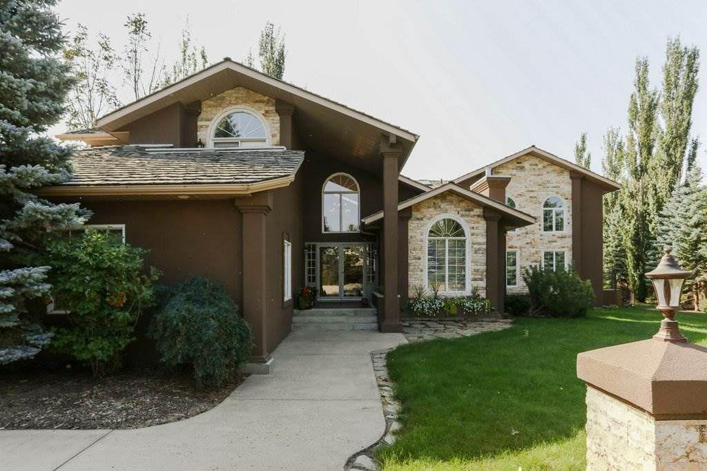 Main Photo: 18103 4 Avenue in Edmonton: Zone 56 House for sale : MLS®# E4082930