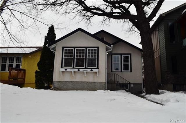 Main Photo: 1024 Jessie Avenue in Winnipeg: Crescentwood Residential for sale (1Bw)  : MLS®# 1806587