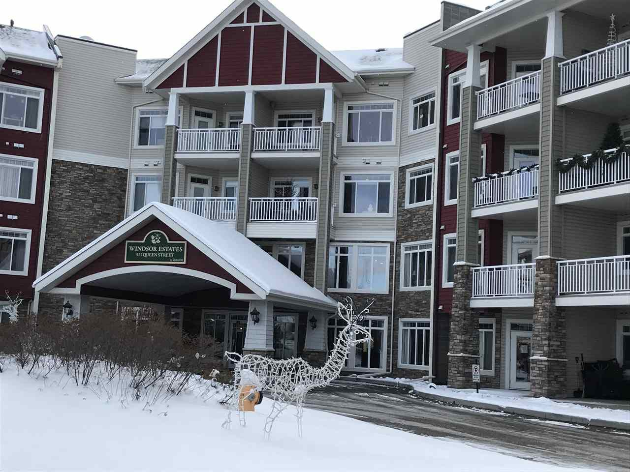 Main Photo: 412B 511 Queen Street: Spruce Grove Condo for sale : MLS®# E4107344