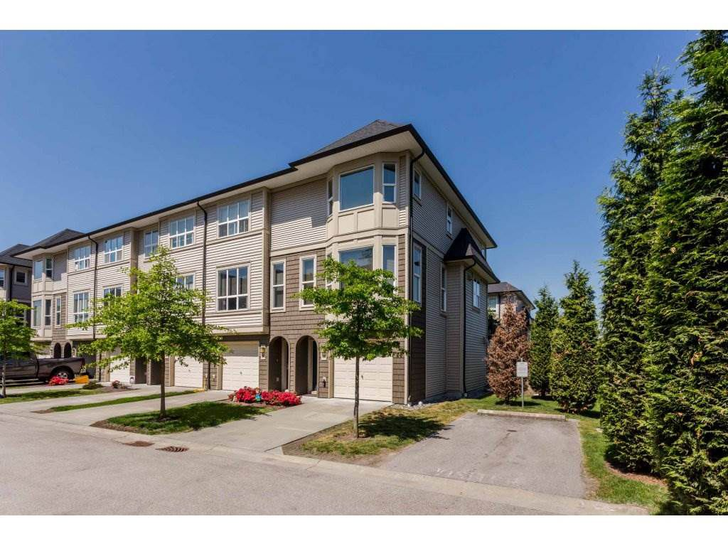 Main Photo: 119 7938 209 Street in Langley: Willoughby Heights Townhouse for sale : MLS®# R2270725
