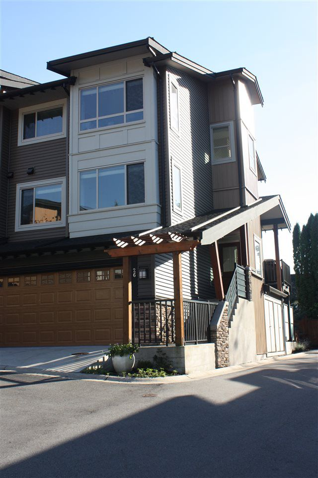 "Main Photo: 26 23986 104 Avenue in Maple Ridge: Albion Townhouse for sale in ""SPENCER BROOK ESTATES"" : MLS®# R2299307"