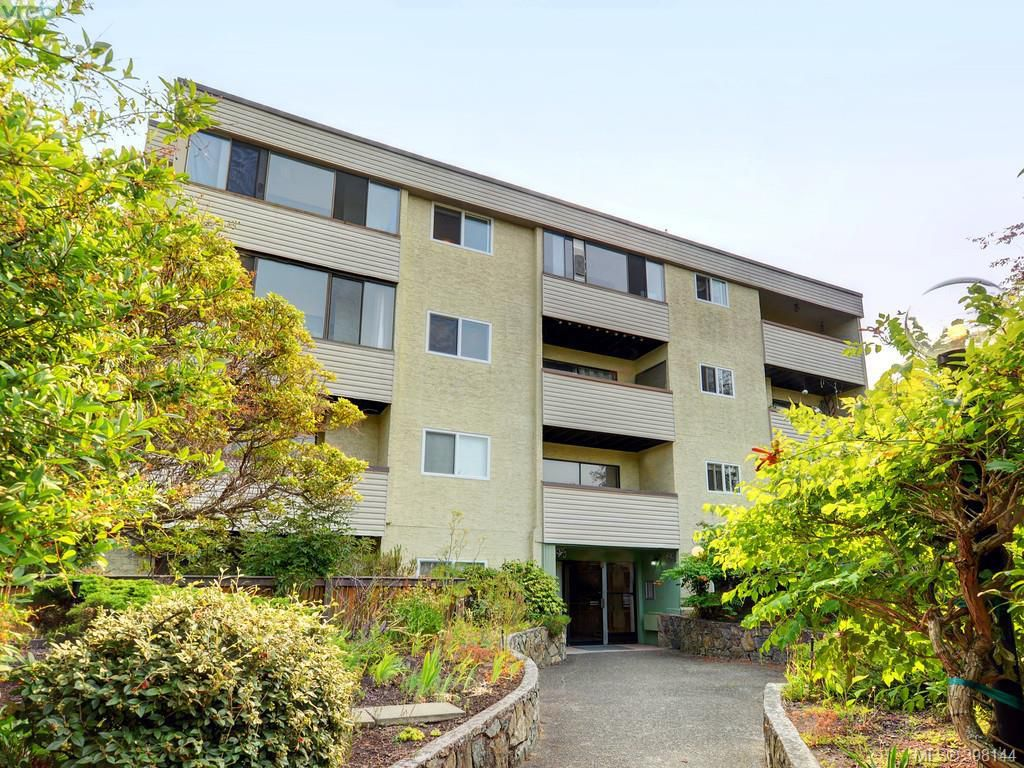 Main Photo: 402 2631 Prior Street in VICTORIA: Vi Hillside Condo Apartment for sale (Victoria)  : MLS®# 398144