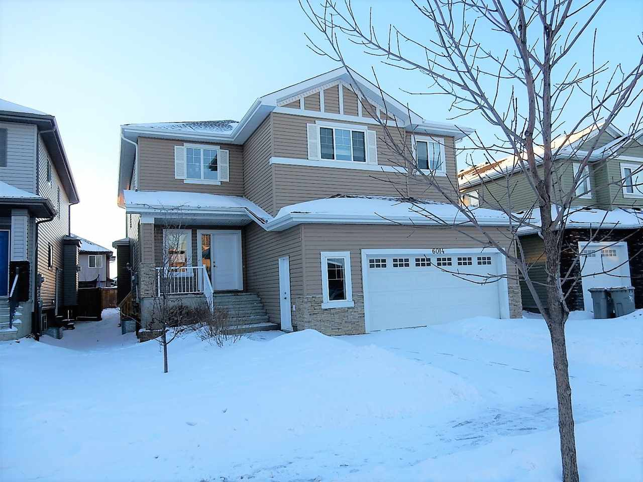 Main Photo: 6014 60 Street: Beaumont House for sale : MLS®# E4144272