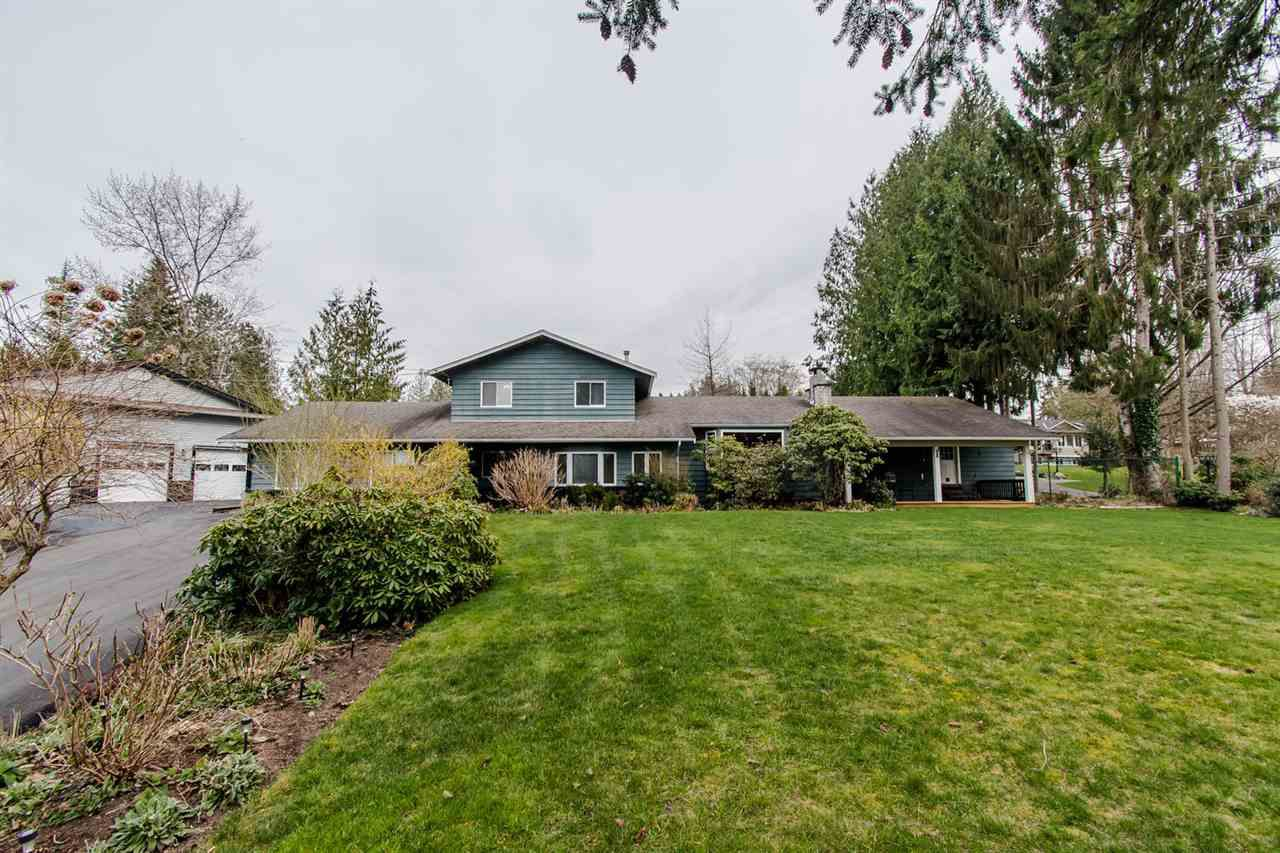 """Main Photo: 12580 243 Street in Maple Ridge: Websters Corners House for sale in """"ACADEMY PARK"""" : MLS®# R2349739"""