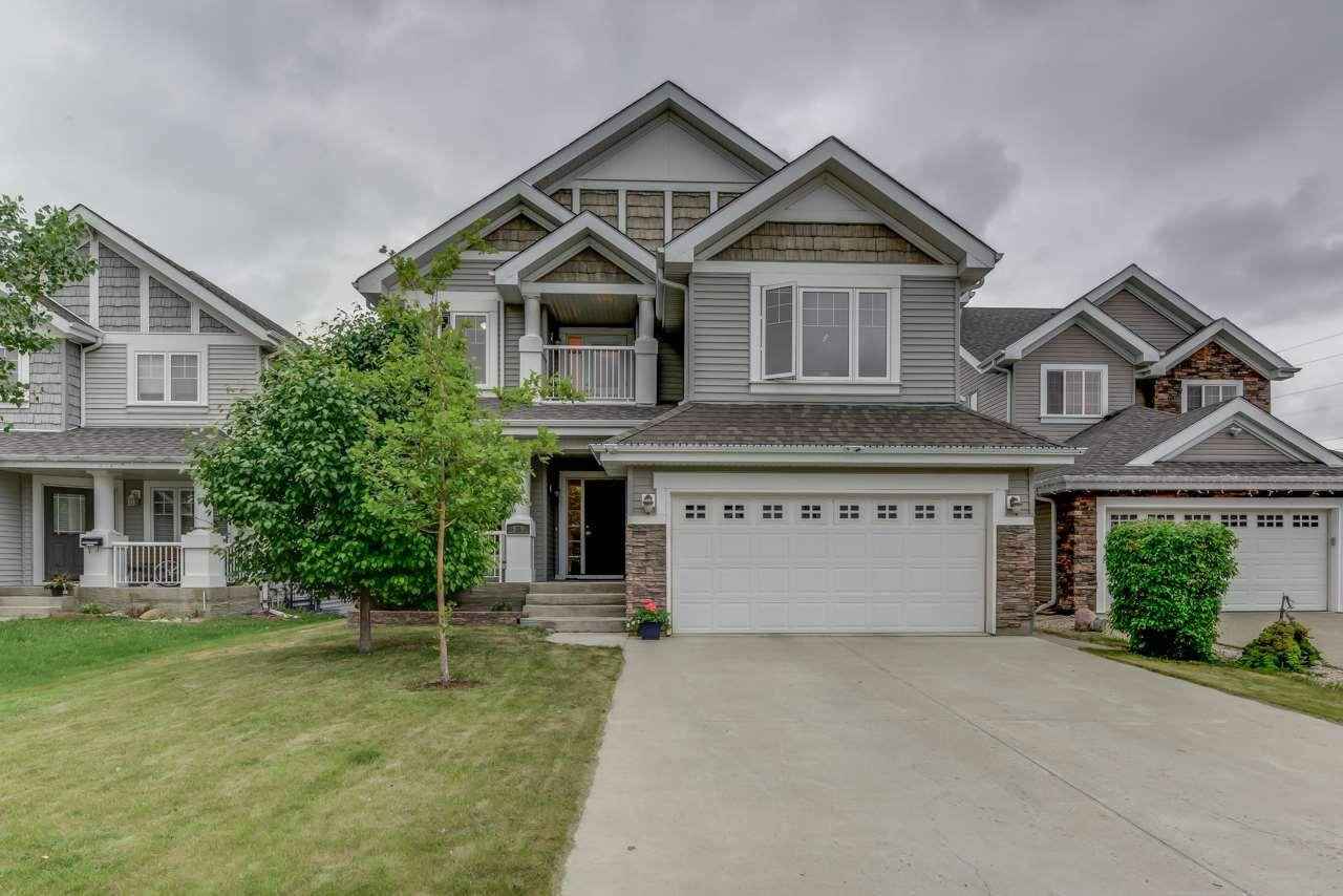 Main Photo: 549 STEWART Crescent in Edmonton: Zone 53 House for sale : MLS®# E4148976