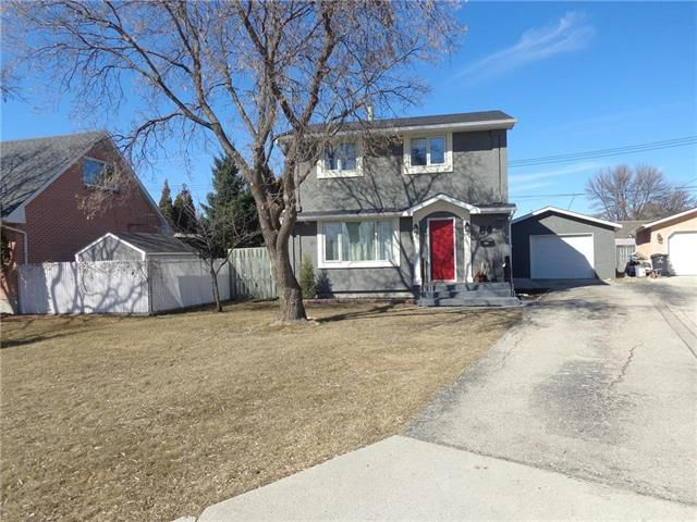 Main Photo: 64 Leicester Square in Winnipeg: Jameswood Residential for sale (5F)  : MLS®# 1908706