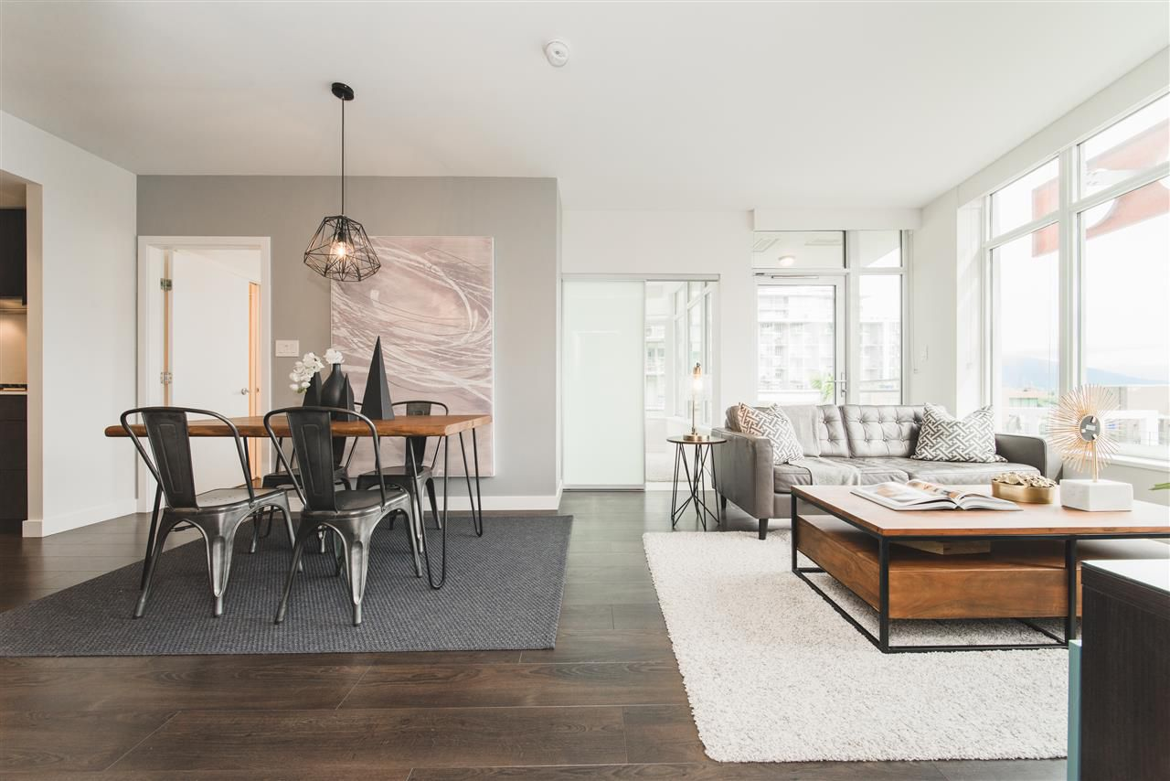 """Main Photo: 1202 111 E 1ST Avenue in Vancouver: Mount Pleasant VE Condo for sale in """"BLOCK 100"""" (Vancouver East)  : MLS®# R2366396"""