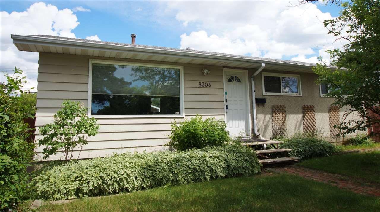 Main Photo: 8303 159 Street in Edmonton: Zone 22 House for sale : MLS®# E4161078