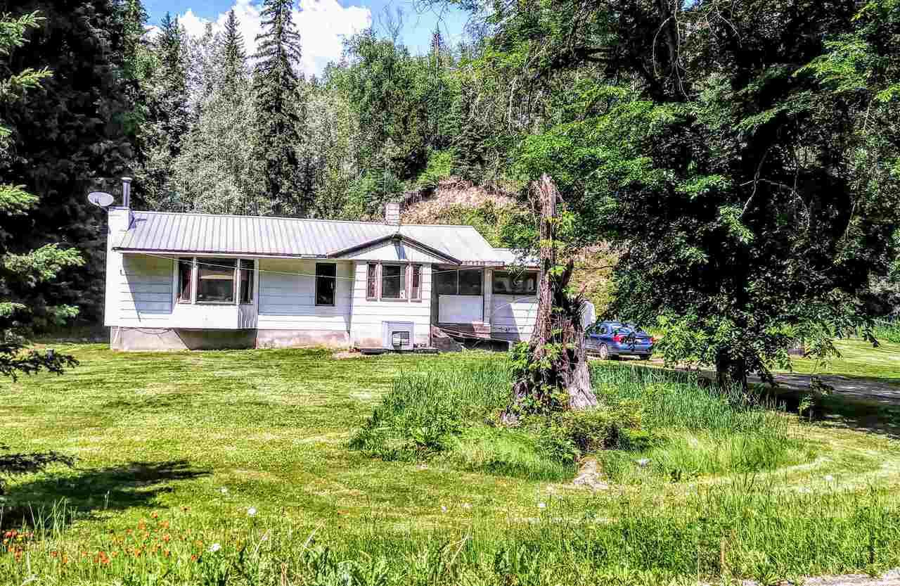 Main Photo: 1580 FRASER FLATS Road in Prince George: Old Summit Lake Road House for sale (PG City North (Zone 73))  : MLS®# R2385782