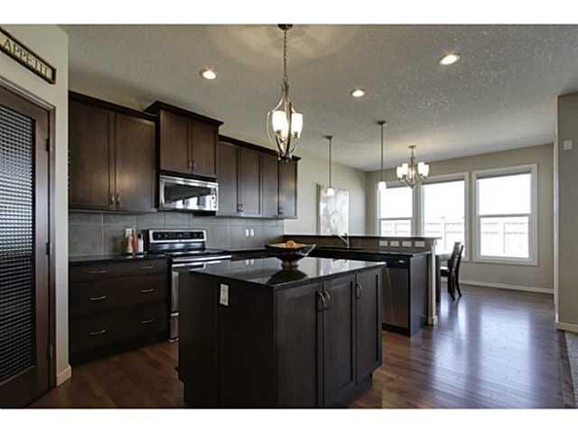 Main Photo: 401 MAHOGANY Court SE in CALGARY: Mahogany Residential Detached Single Family for sale (Calgary)  : MLS®# C3580613