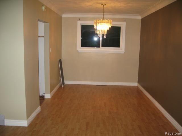 Photo 3: Photos: 378 Colvin Avenue in WINNIPEG: North Kildonan Single Family Detached for sale (North East Winnipeg)  : MLS®# 1321361