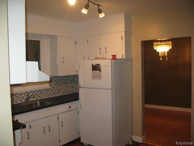 Photo 6: Photos: 378 Colvin Avenue in WINNIPEG: North Kildonan Single Family Detached for sale (North East Winnipeg)  : MLS®# 1321361