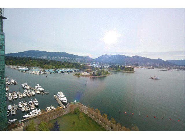 Main Photo: 2302 1281 cordova Street in Vancouver: Condo for sale : MLS®# v1005195