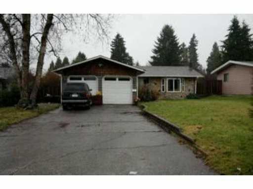 Main Photo: 21103 Wicklund Avenue in Maple Ridge: House for sale : MLS®# V996311