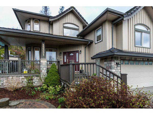 Main Photo: 13331 MCCAULEY CRESCENT in Maple Ridge: Silver Valley House for sale : MLS®# R2046197