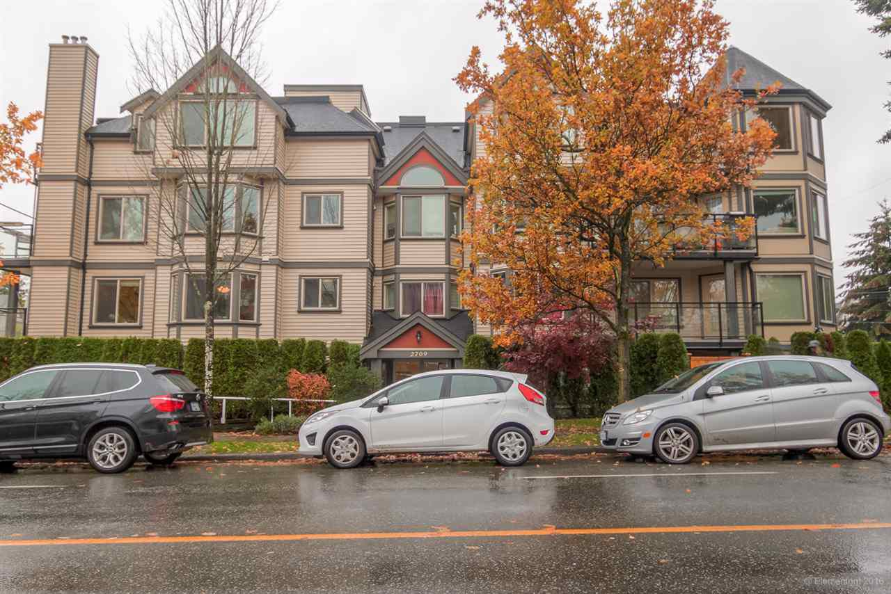 Main Photo: PH1 2709 VICTORIA DRIVE in Vancouver: Grandview VE Condo for sale (Vancouver East)  : MLS®# R2120662