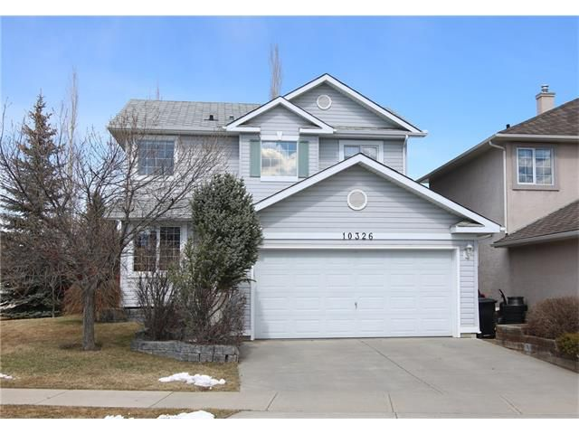 Main Photo: 10326 TUSCANY HILLS WY NW in Calgary: Tuscany House for sale : MLS®# C4109641