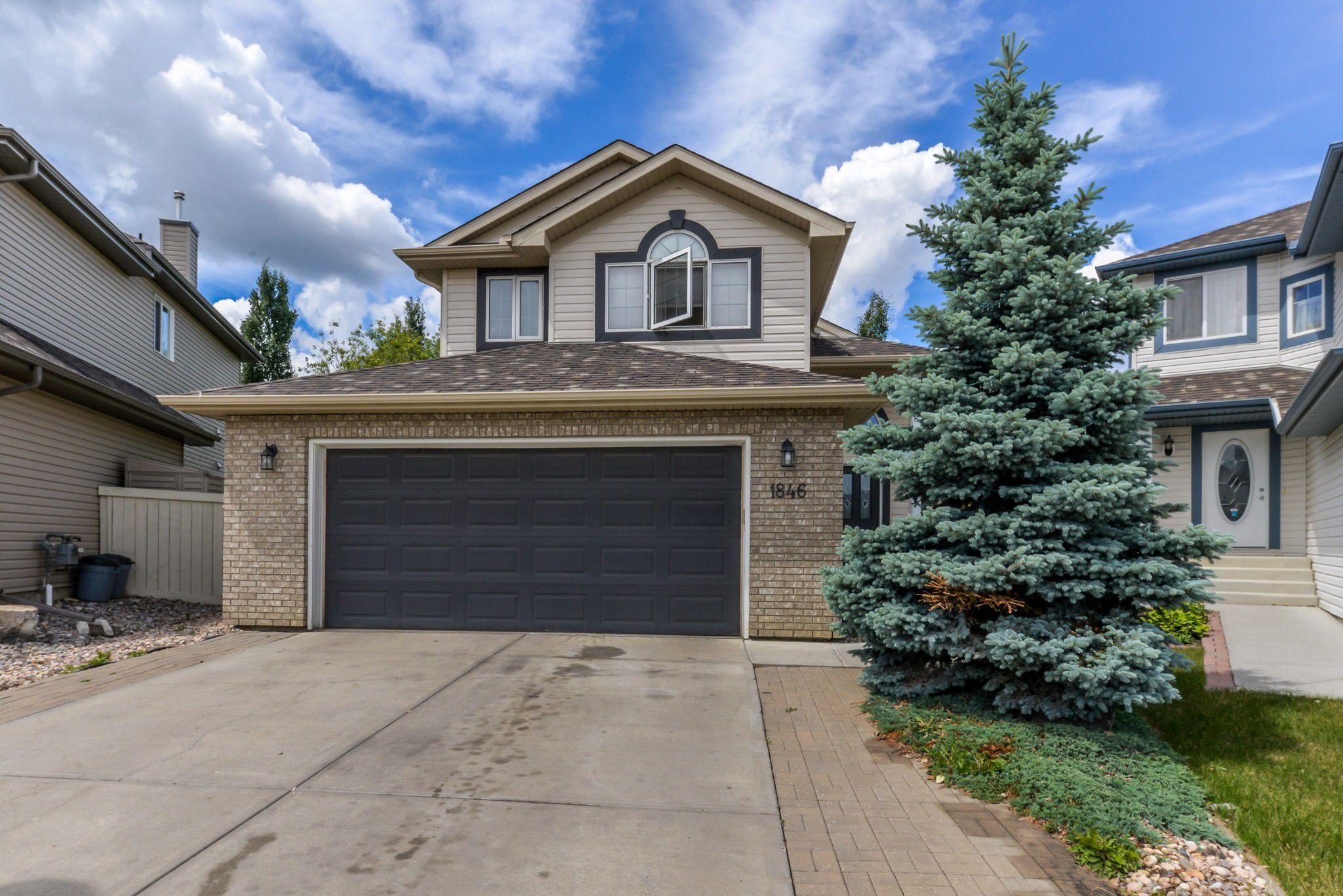 Main Photo: 1846 Lemieux Close in Edmonton: House for sale